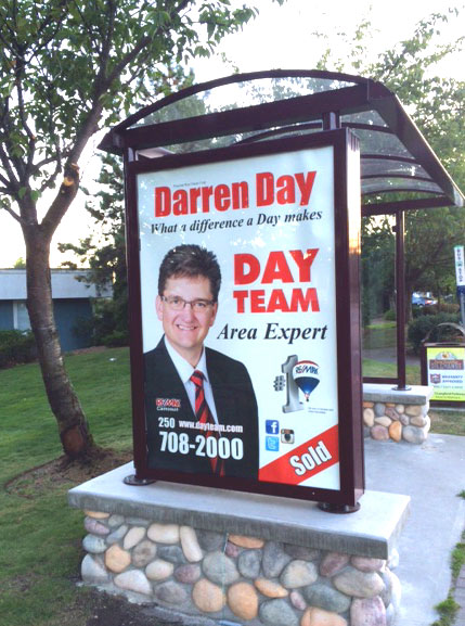 Darren Day Sells Victoria Real estate